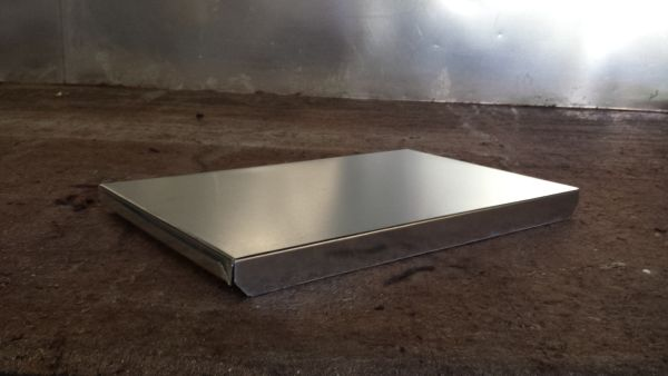 Hvac End Cap Custom Forge Sheet Metal